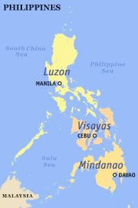 Philippines: Luzon - Visayas - Mindanao