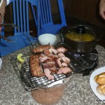 Pork BBQ in Buon Ma Thout- Vietnam, Central Highlands