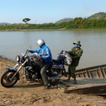 River Crossing - Vietnam, Central Highlands