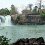 Dray Nur waterfall - Vietnam, Central Highlands